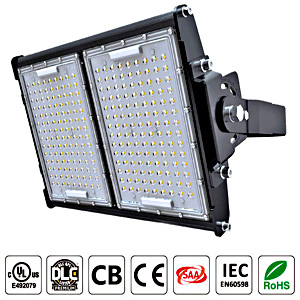 240 Watt LED Sports Flood Replace 750-1000 Watt HID