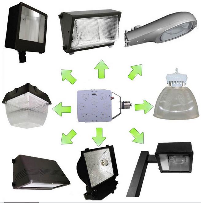 1000-1200 Watt HID 240 Retrofit Kit