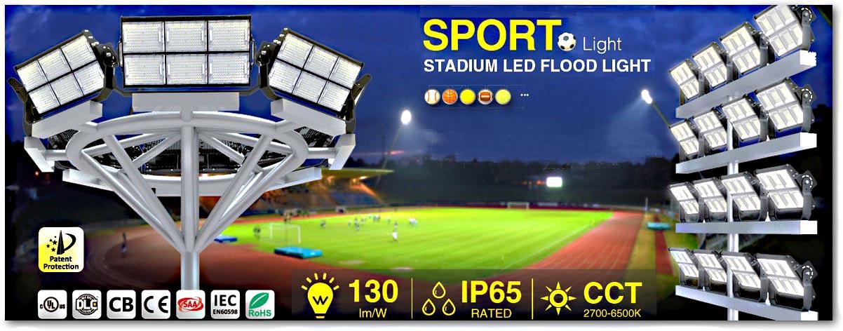 SPORTS LIGHT STADIUM LED FLOOD LIGHT