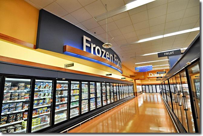 LED Global Supply Super Market Led Lights